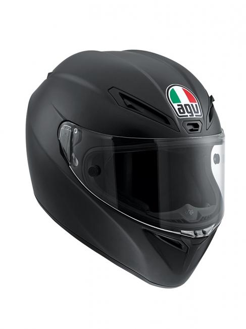【AGV】VELOCE S MATT BLACK (消光黑) MONO 全罩式安全帽 - 「Webike-摩托百貨」