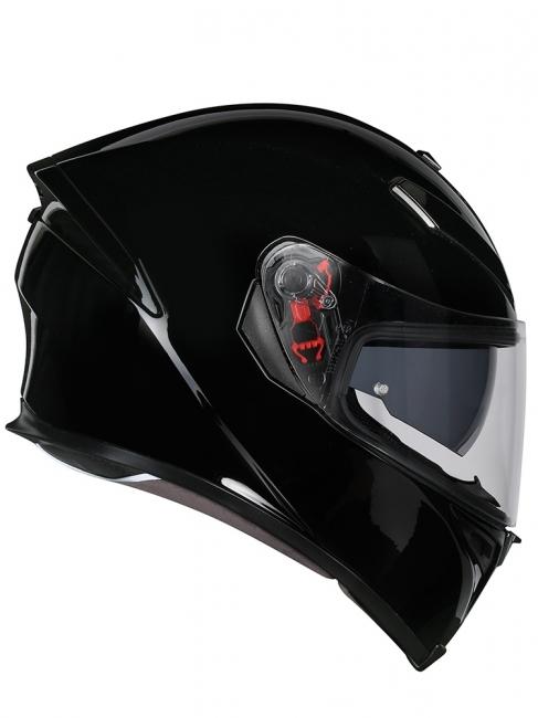 【AGV】K-5 S BLACK (亮黑) MONO 全罩式安全帽 - 「Webike-摩托百貨」