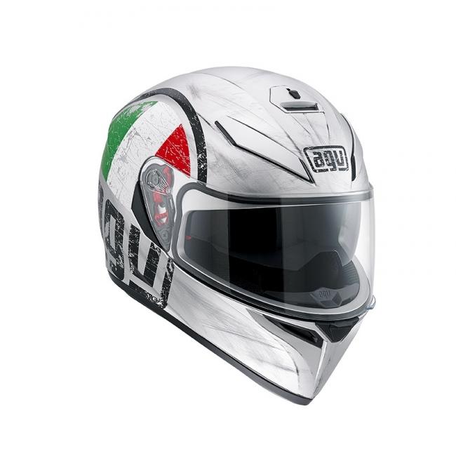 【AGV】K-3 SV SCUDETTO MULTI 全罩式安全帽(OUTLET出清商品) - 「Webike-摩托百貨」