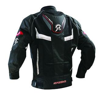 RS001 騎士夾克 (白)