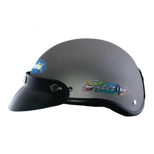 【THH】FH-112 素色 半罩式安全帽 (買就送 限量潑水濕紙巾) - 「Webike-摩托百貨」
