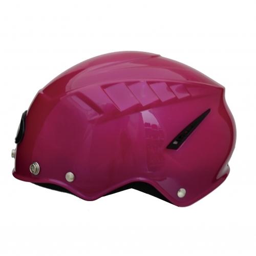 【THH】TM-6G 素色 半罩式安全帽 (買就送 限量潑水濕紙巾) - 「Webike-摩托百貨」