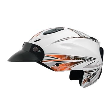 【THH】FH-36 半罩式安全帽 (急速) (買就送 限量潑水濕紙巾) - 「Webike-摩托百貨」