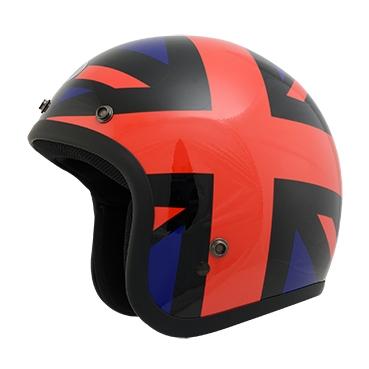 【THH】FH-356A 四分之三安全帽(英國國旗) - 「Webike-摩托百貨」