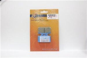 【K&S】MIO100/DIO50/RX110/iRX115 德國杜邦纖維煞車皮 - 「Webike-摩托百貨」