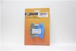 【K&S】RV150/180/悍將DX 德國杜邦纖維煞車皮(前碟) - 「Webike-摩托百貨」