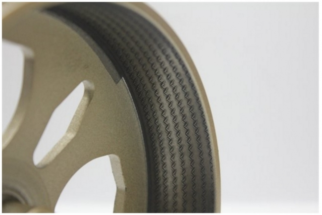 【K&S】VJR/MANY110 盾型輕量化碗公 - 「Webike-摩托百貨」