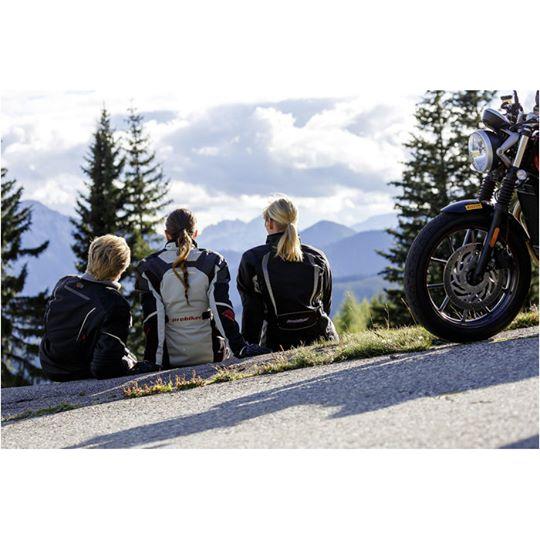 【PROBIKER】Cordura 女款摩托車防摔褲 (灰/黑) - 「Webike-摩托百貨」