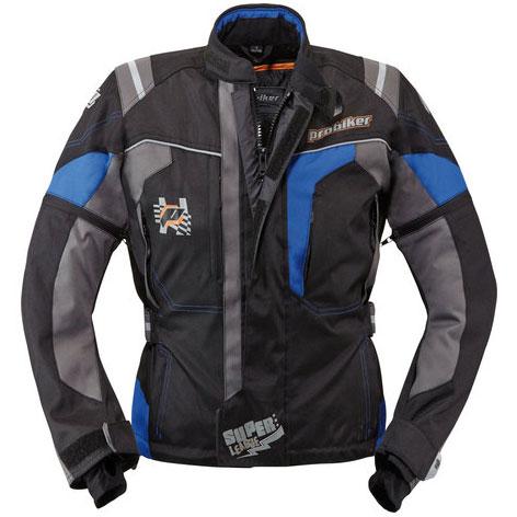 【PROBIKER】TORUING II KIDS 兒童摩托車防摔外套 (黑/藍) - 「Webike-摩托百貨」