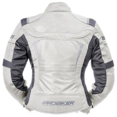 【PROBIKER】PR-16 女款摩托車防摔外套 (灰) - 「Webike-摩托百貨」