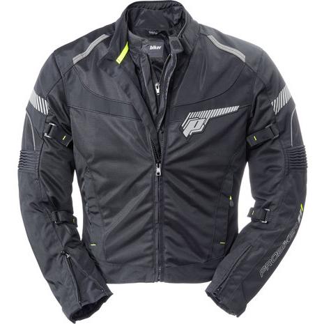 【PROBIKER】PR-16 摩托車防摔外套 (黑) - 「Webike-摩托百貨」