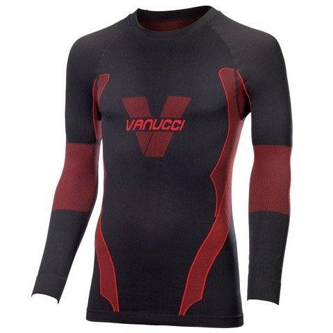 【VANUCCI】男用長袖無縫滑衣 - 「Webike-摩托百貨」