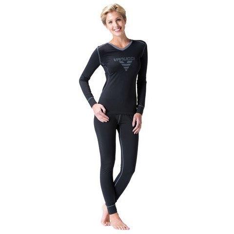 【VANUCCI】女用長版滑褲 - 「Webike-摩托百貨」