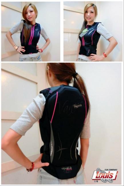 【VANUCCI】女用騎士護具背心 - 「Webike-摩托百貨」