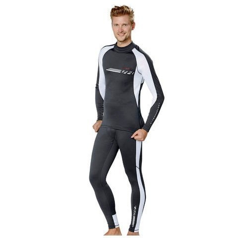【VANUCCI】THERMOLITE 男用長版保暖滑褲  - 「Webike-摩托百貨」