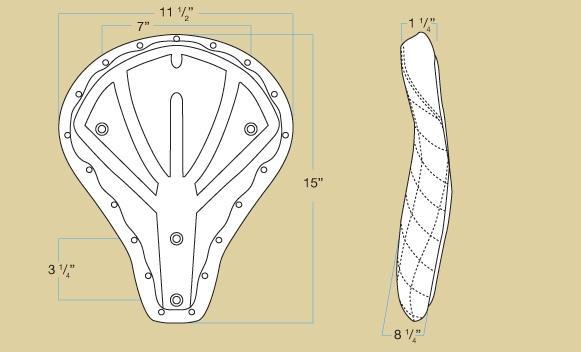 【Biltwell】SOLO SEAT單座坐墊(素材) - 「Webike-摩托百貨」