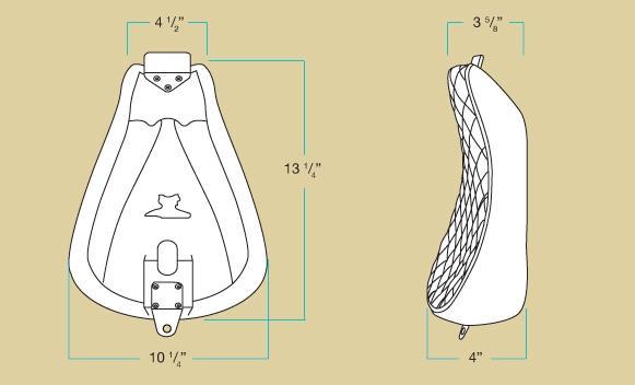 【Biltwell】SPORTY-8坐墊(素材) 10-17 SPORTSTER用 - 「Webike-摩托百貨」