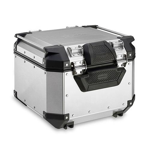 【KAPPA】42lt. MONOKEY 鋁合金後行李箱-銀色 - 「Webike-摩托百貨」