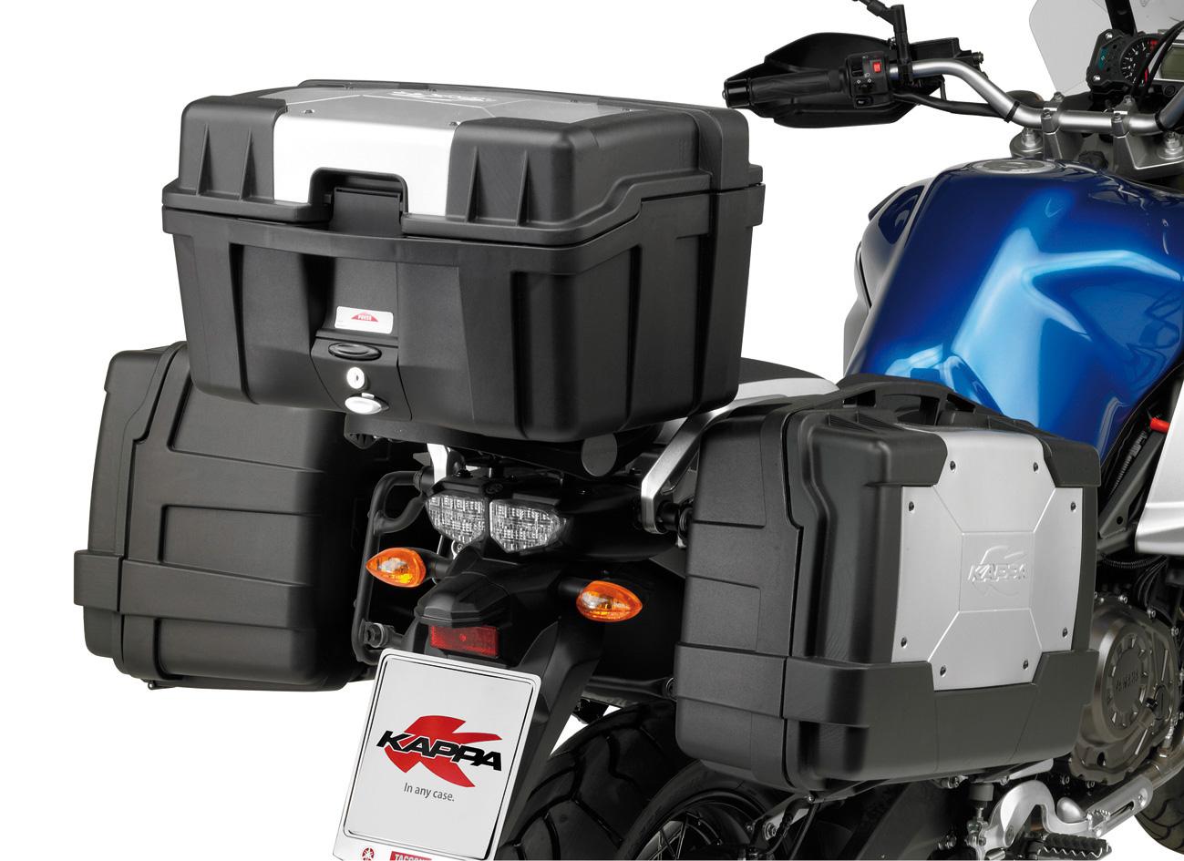 【KAPPA】46lt. MONOKEY 後行李箱-(無燈) - 「Webike-摩托百貨」