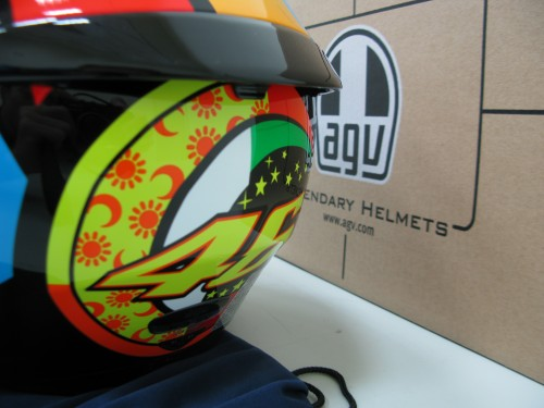 【AGV】K-3 SV TOP PINLOCK ELEMENT S 全罩式安全帽商品評論
