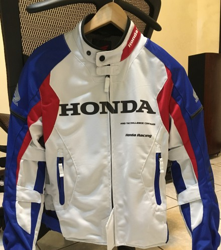 【HONDA RIDING GEAR】STRIKER網格夾克商品評論