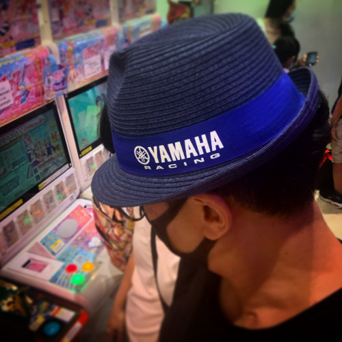 【YAMAHA】YRC19 Racing Hat [紳士帽]商品評論