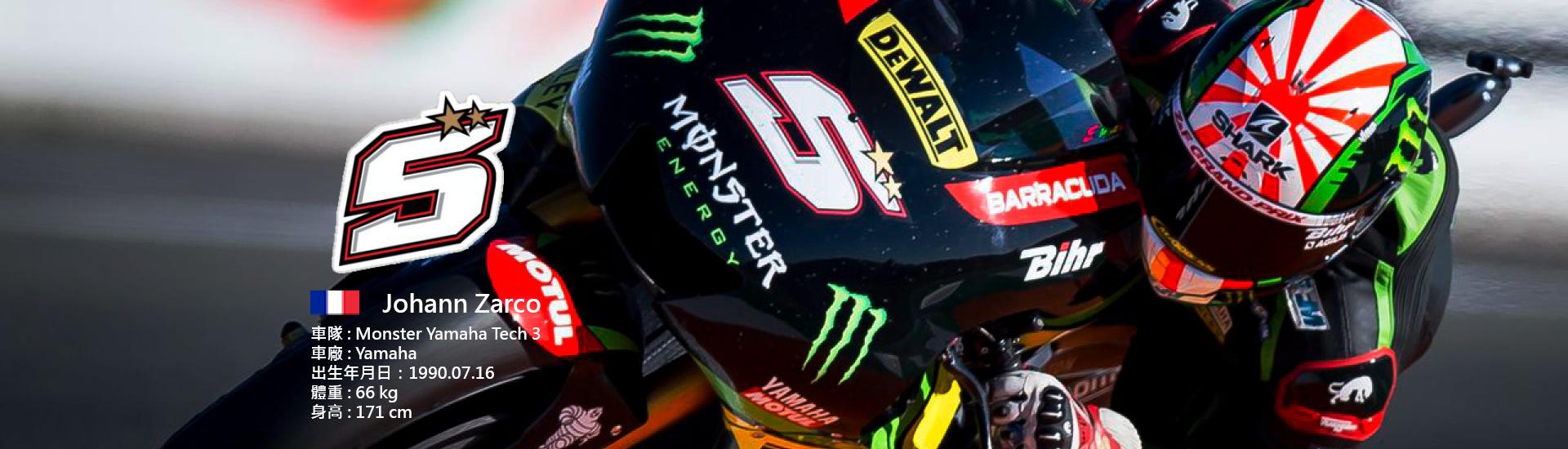 2018 MotoGP 【5】Johann Zarco
