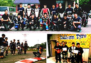 UCRR R.S.T.Riding Academy 選手培訓計畫 - 「Webike-摩托百貨」