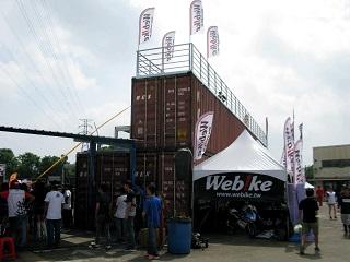 攤位活動 - 「Webike-摩托百貨」